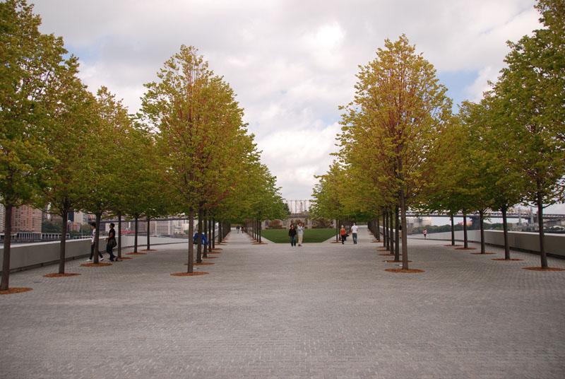 四大自由公園(Franklin D. Roosevelt Four Freedoms Park)