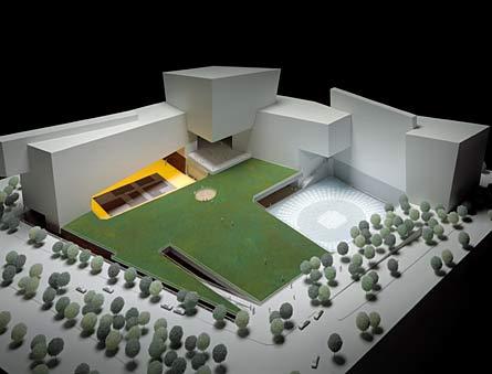 入圍06 設計者:Toshio Sasaki 主題:Inversion of Light (圖片引用自主辦單位網站:wtcsitememorial.org)
