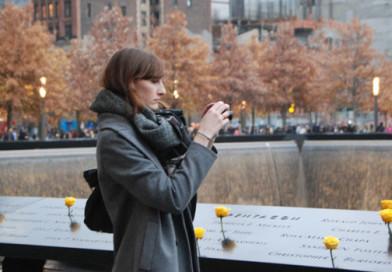 911紀念園區 ──  缺席的天際線與凝固的記憶